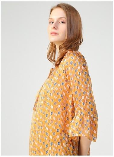 Ekol Ekol Sarı Bluz Sarı